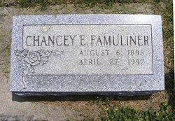Chancy Ervin Famuliner