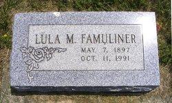 Lula May <i>Allen</i> Famuliner