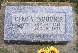Cleo Allen Famuliner