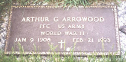 Arthur Gilbert Arrowood