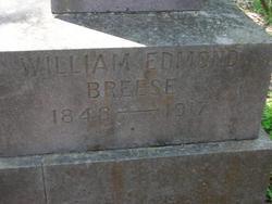 Maj William Edmond Breese
