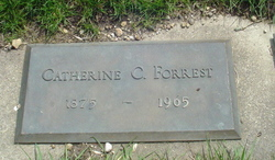 Catherine C <i>Peterson</i> Forrest