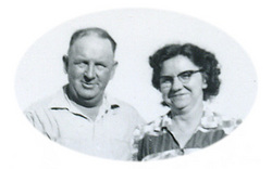 Blanche Myrtle <i>James</i> Adams