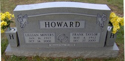 Lillian <i>Moyers</i> Howard