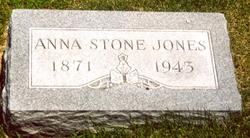 Anna Lampton <i>Stone</i> Jones