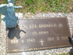 Cecil Donald