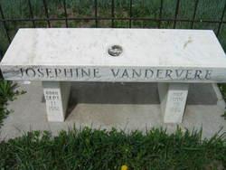 Josephine <i>Wasinger</i> VanDervere