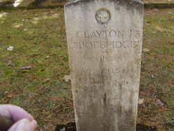 Clayton Shoebridge