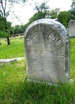 Mary Jane <i>Higdon</i> Atwell