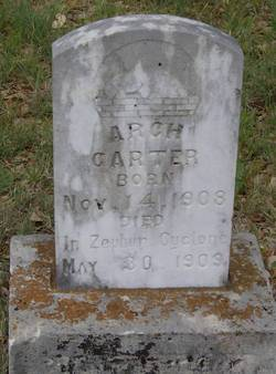 Arch Carter