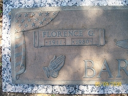 Florence G Barfield