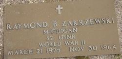 Raymond B Zakrzewski