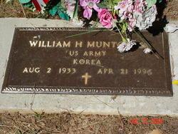 William Henry Munton