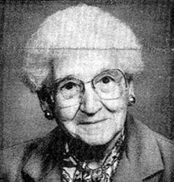Ruth Rosina <i>Lindenschmidt</i> Niles
