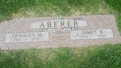 Frances Margaret <i>Marx</i> Aberer
