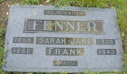 Sarah Jane <i>Vinal</i> Fenner