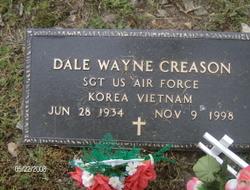 Dale Wayne Creason