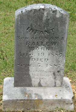 Infant Son Ballew