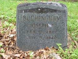 Joseph T Buckingham