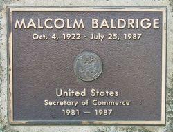 Howard Malcolm Baldrige, Jr