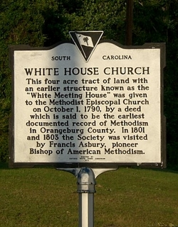 White House Methodist Church Cemetery