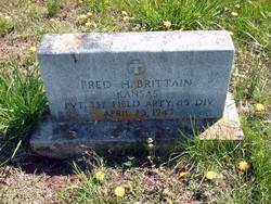 Fred Harmon Brittain