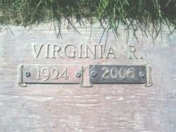 Virginia <i>Curtis</i> Fee