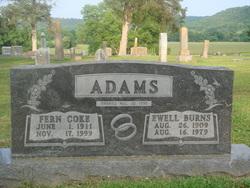 Ewell Burnes Adams