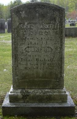 Isaac Haskell