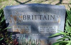 Blanche Elizabeth <i>Edwards</i> Brittain