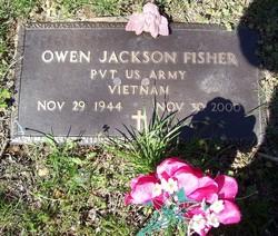 Owen Jackson Fisher