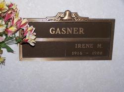 Irene Wolf <i>Nicolay</i> Gasner