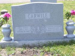 Katherine <i>Grissom</i> Carwile
