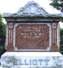 William M Elliott, Jr