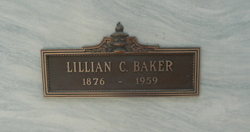 Lillian Claire <i>Cohn</i> Baker