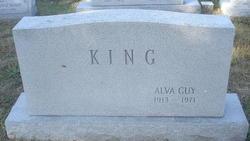 Alva Guy King