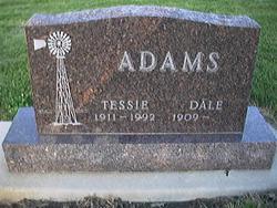 Tessie Belle <i>Howell</i> Adams