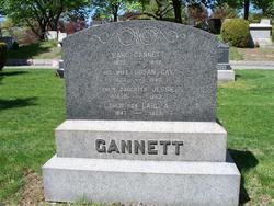 Susan <i>Gay</i> Gannett