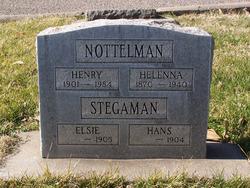 Henry Julius Nottelman