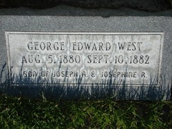 George Edward West