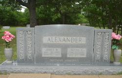 Bettie Franklin <i>Green</i> Alexander