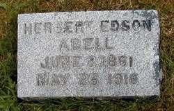 Herbert Edson Abell
