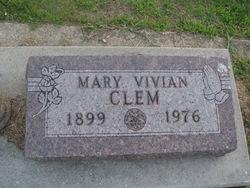 Mary Vivian <i>Callahan</i> Clem
