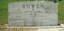 Annie Liza T <i>Blanchard</i> Bowen