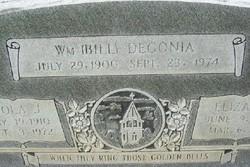 William 'Bill' Degonia
