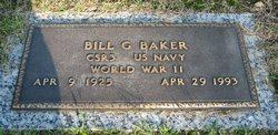Billy G. Baker
