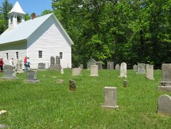 Cades Cove Primitive Baptist Church Cemetery