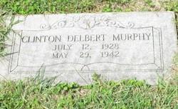Clinton Delbert Murphy