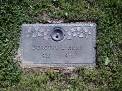 Dorothy L Hunt