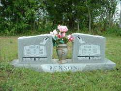 Nellie Benson
